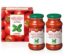 パスタソース トマト&バジル