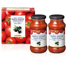 パスタソース トマト&オリーブ